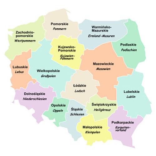 Polen Steckbrief